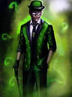 The Riddler by demidevil13