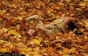 Miss Autumn by zaparolenoe