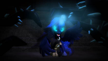 Begone foul creatures by XtremeTerminator4