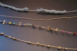 Wire Work Tests by Cimeara