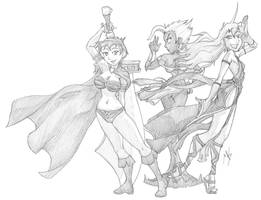 Cheer! - Party Dynamics by Tselsebar