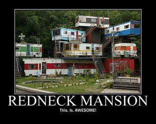 Mansion by CrescentMoonDemon