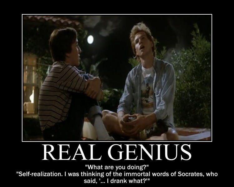 I drank what real genius — pic 2