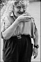 Old lady, 2009 by snaplife