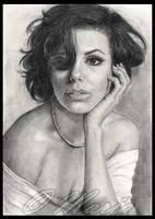Eva Longoria by mariaanghel