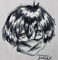Mikasa Ackerman by TIXIXX