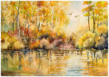 Autumn... by shve