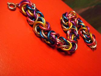 Random Byz Bracelet by sugarnspike613