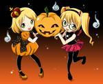 Halloween Wallpaper by Pita-Parfait