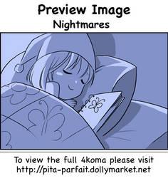 Nightmares - 4koma - Preview by Pita-Parfait