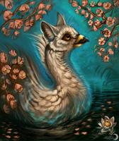 Swancat by FlashW
