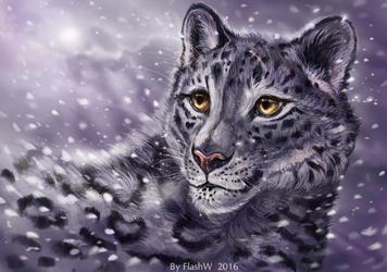 Snowfall by FlashW