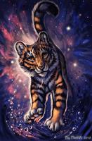 Tiger Galaxy by FlashW