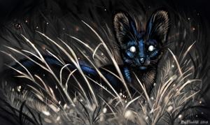 Mystery of night by FlashW