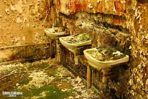 Old Sinks by Karen-Valnor