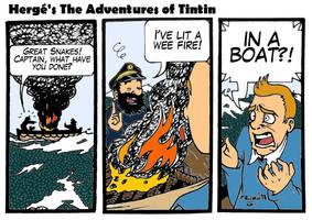 Tintin - Trailer Tribute by crusanite