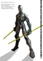 Raston Warrior Robot 2 by MightyMoose