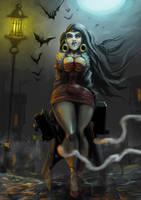 Vampire Behatch by MightyMoose