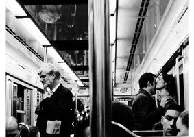 strangers on a train by FigoTheCat