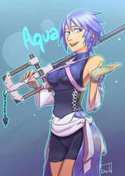 Aqua by Jurill
