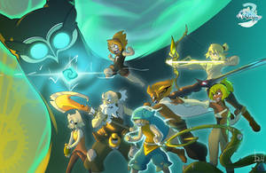 Wakfu Season 3 - contest by Jurill