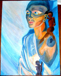 impressionist mannequin by pkf2ginger