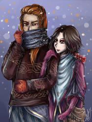 First winter by Rinoa-Light-Leonhart