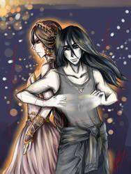 Queen and Killer by Rinoa-Light-Leonhart