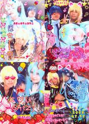 : Vocaloid PURIKURAAAA : by lollivamp