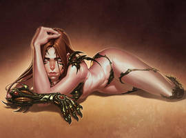 Witchblade's Lament:A Tribute by Markovah