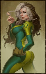 Rogue 2014 by Markovah