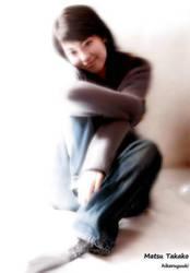 Matsu Takako by k13rayuuki