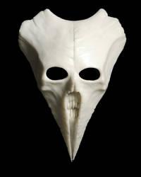 Marble Carnivean Mask by MrSoles