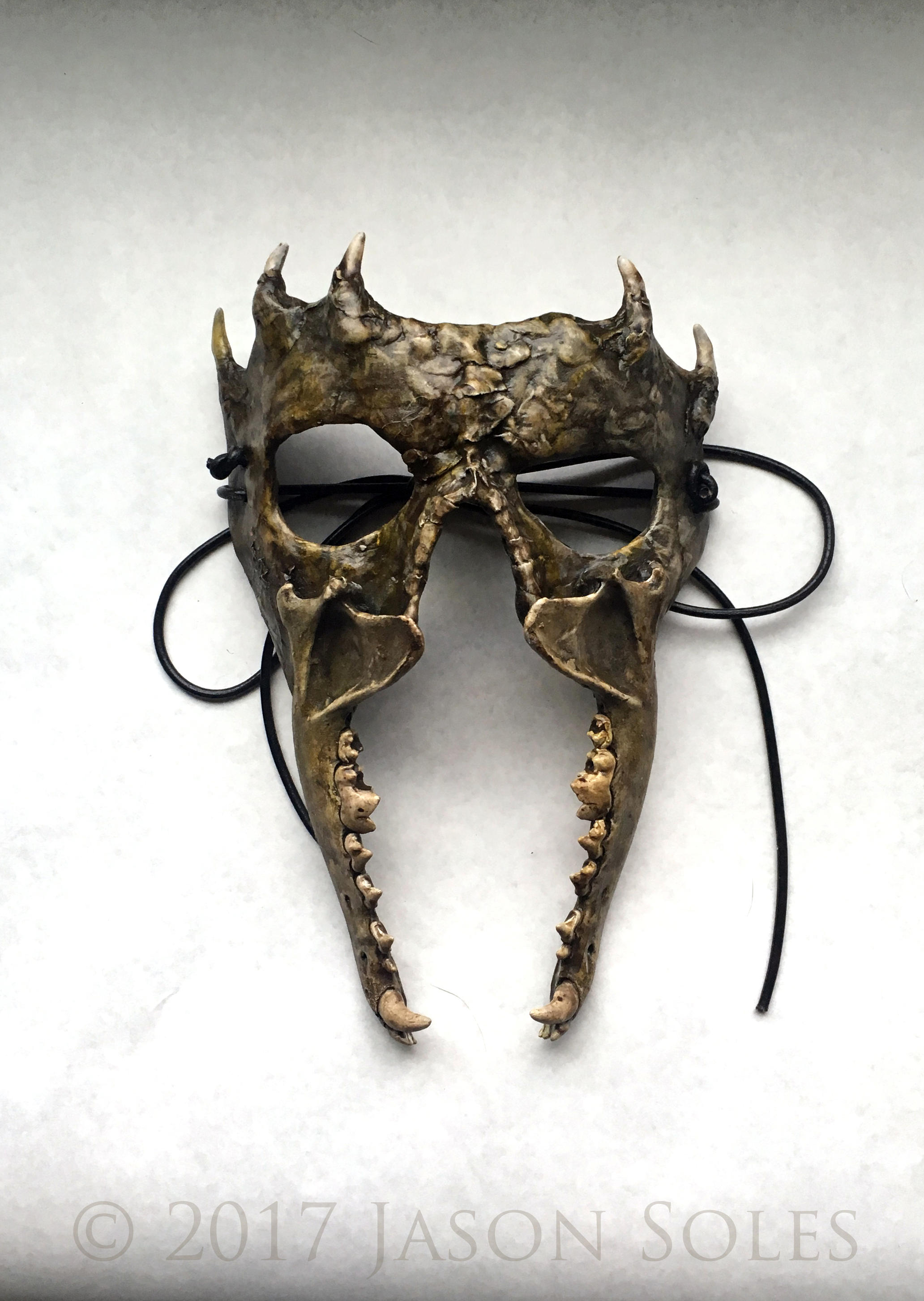 Hunter's Mask by MrSoles