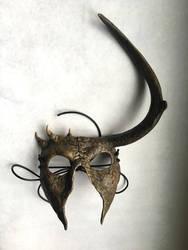 Huner's Mask by MrSoles
