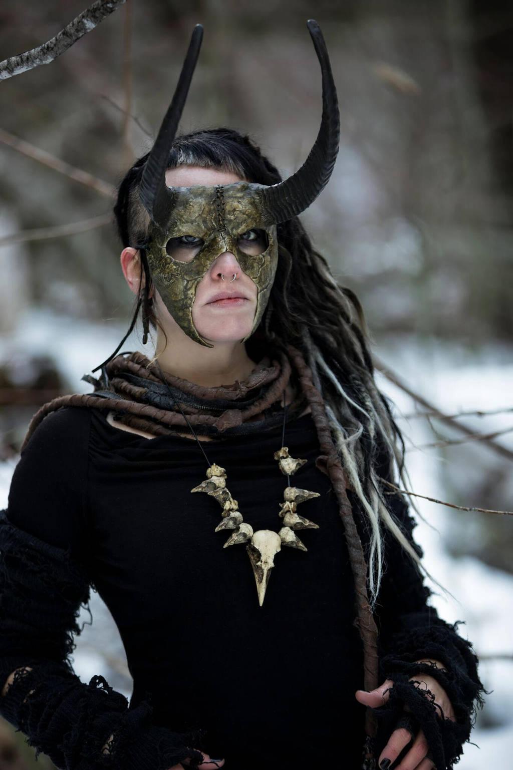 Hunters Mask by MrSoles