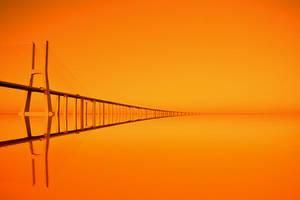 Ponte Vasco Da Gama by liquish