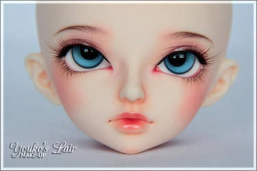 Minifee Ryeon by youkosilvara