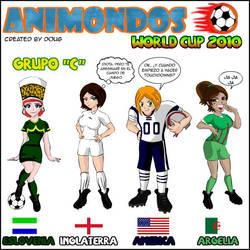 Animondos Grupo C by Dougieus