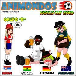 Animondos Grupo D by Dougieus