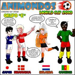 Animondos Grupo E by Dougieus