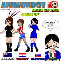 Animondos Grupo F by Dougieus