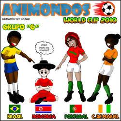 Animondos Grupo G by Dougieus