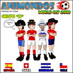 Animondos Grupo H by Dougieus