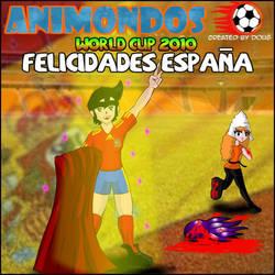 Espana Campeon by Dougieus