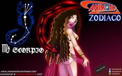 Animondos Zodiaco: Turquia de Scorpio by Dougieus