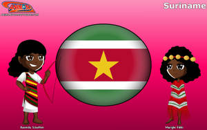 Chibi Suriname - Animondos - by Dougieus
