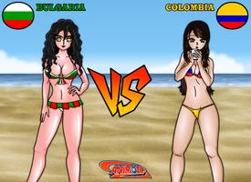 Bulgaria vs Colombia de Animondos by Dougieus
