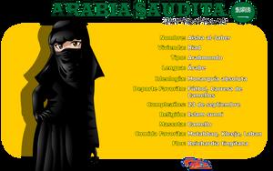 Perfil de Arabia Saudita de Animondos by Dougieus