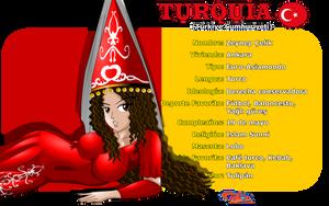Perfil de Turquia de Animondos by Dougieus